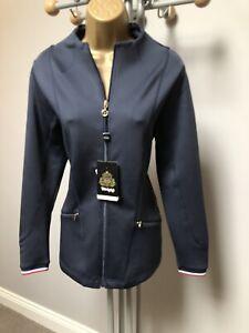 Toggi Navy Stretch Jacket Size 16