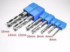 4MM 6MM 8MM 10MM 12MM 14MM 16mm HRC45 3 flute carbide end mills milling aluminum
