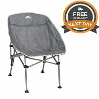 Trespass Padded Moon Chair With Secure Carry Bag