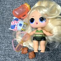 Original LOL LOL Überraschung Puppe Twang hairgoals Wave 2 GiRL Toy Gifts