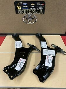 2011-2019 TOYOTA SIENNA LEFT & RIGHT FRONT CONTROL ARMS OEM FREE SHIPPING