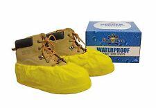 ShuBee® Waterproof Shoe Covers - Yellow (40 Pair)