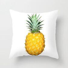 Vintage Cushion Cover Decor Yellow Sofa Pillow Cases Covers Geometric 45CM*45CM