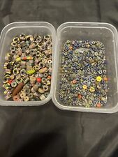 Antique African Slave Trade Venetian Millefiori Beads