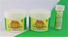 Anal Itching Gland Dog Cat Homeopathy Kit 100g Cream 120 Pillules Remedy