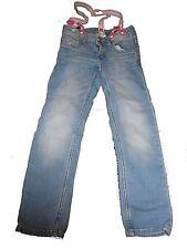H & M tolle Slim Jeans Hose Gr. 116 !!