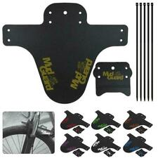 Mountain Bike Accessories Mudguard MTB Bicycle Fender Front/Rear Wheel