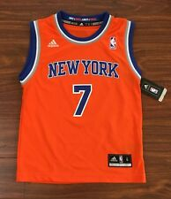 Carmelo Anthony Knicks de Nueva York Camiseta Adidas réplica juvenil nuevo con etiquetas