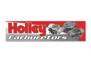 Holley 36-75 Carburetors Banner