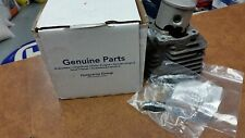 Husqvarna 55 OEM Cylinder assembly Part# 503609171 includes head gasket