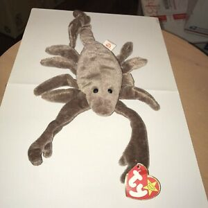 Ty Beanie Baby Stinger the Scorpion, September 29, 1997, Style 4193, tag error