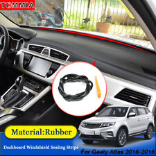 Dust Proof Car Interior Dashboard Windshield Sealing Strips For Geely Atlas 2016