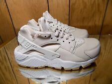 a4e9dc40e5f1c Nike Air Huarache Run (Desert Sand White-Guava Ice) Shoes 634835-