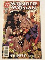Wonder Woman 141, DC 1999, Adam Hughes Cover Ft Superman