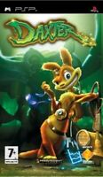 DAXTER, FOR THE SONY PSP, IN VGC,COMPLETE WITH MANUAL.