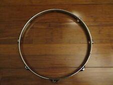 "Drum Hoop - 14"" 8 Lug - Chrome - Excellent Condition!!!"