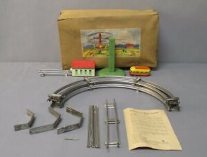 Made in US Zone Germany Vintage Small Tower Railway Kit Nr. 400/T