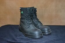 Used Canadian military combat boots size  7.5 Steel Toe  (N13)