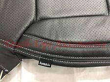 2015-2017 GMC Yukon Katzkin Black Perforated Leather Seat Kit NEW 2016
