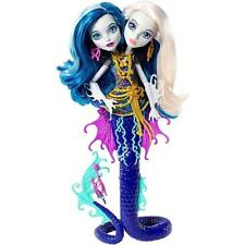 Smart Monster High Doll Great Scarier Scarrier Reef Peri & Pearl Serpentine Doll Euc Other Dolls Dolls