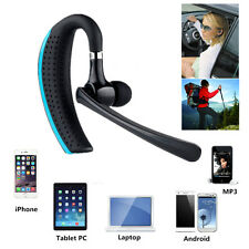 Bluetooth Wireless Handsfree Stereo Headset Earphone for iPhone 6 Samsung LG HTC