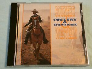 Country & Western - Various: Kenny Rogers, Dolly Parton, Waylon Jennings Etc....