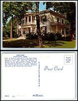 INDIANA Postcard - Crawfordsville, Lane Place - House M42