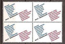 Nederland - 1979 - NVPH 1173 in blok van 4 - Postfris - NE067