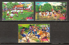 Indonesia - 1998 Soccer championship France - Mi. 1791-93 MNH