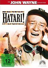 DVD HATARI! # v. Howard Hawks, John Wayne, Hardy Krüger ++NEU