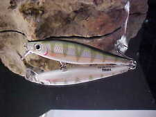Rapala Balsa BX Minnow BXM10  YP in YELLOW PERCH for Bass/Walleye/Pike/Pickerel