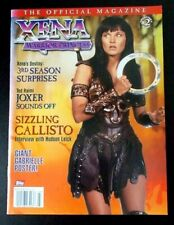 Xena Warrior Princess The Official Magazine Issue #2 US edition Topps 1998
