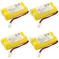 4 NEW Phone Battery for Vtech BT175242 BT275242 89-1341-00-00 CS6129-54 600+SOLD