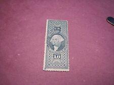 US Stamp Revenue Scott#  R95 Mortgage 1862-71 C242
