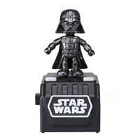 STAR WARS SPACE OPERA METALLIC DARTH VADER Electric March Figure TAKARA TOMY
