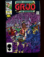 GROO LOT 3-17,19,67,69(8.0-9.4)(VF TO NM)18 ISSUES-SERGIO ARAGONES(sr003)