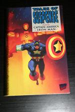 Tales Of Suspense 1995 Vol 2 #1 (Marvel) Captain America & Iron Man 1st Print
