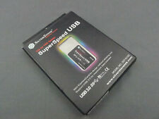 Silverstone Ultra Slim Usb3.0 Express Card Adapter Ec02