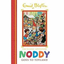Noddy Goes to Toyland: Book 1 by Enid Blyton (Hardback, 2016)