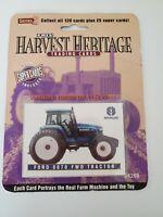 Vintage Ertl Harvest Heritage Trading Cards 1995 Series 2 Item #4259 Collectible