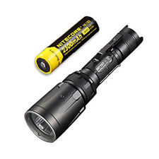 Combo: Nitecore SRT7GT Flashlight  w/NL183 2300mAh Rechargeable 18650 Battery