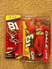 Dale Earnhardt Jr Mcfarlane Series 6 No Sunglasses Variant NIP