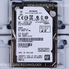 "HITACHI (HTS727575A9E364) 750 GB HDD 2.5"" 16 MB 7200 RPM SATA Laptop Hard Disk"