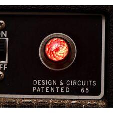 Guitar amplifier Jewel Lamp Indicator lamp jewel.  Model 120.  For pilot light