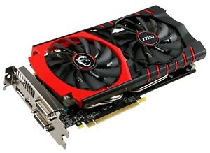 MSI GeForce GTX 970 4GB GDDR5 Nvidia Graphics Card (GTX 970 GAMING 4G)
