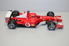 Hotwheels Ferrari F2002 Formel 1 1:18 #M278