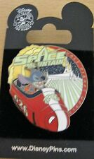 WDW - SPACE MOUNTAIN ATTRACTION- STITCH PIN # 56542 NEW ON CARD