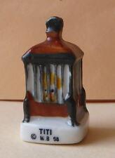 Fève Titi & Grosminet - WB 1999 - Titi dans sa Cage