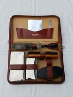 Vintage Tommy Traveler Men's (8) pc Travel Shaving Kit  - FINAL LISTING