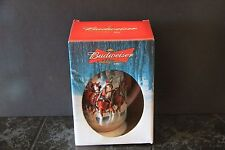 2007 Budweiser Holiday Beer Stein (New in Box)